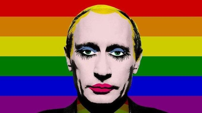 What do Gay Clown Putin-memes have to do with IR?